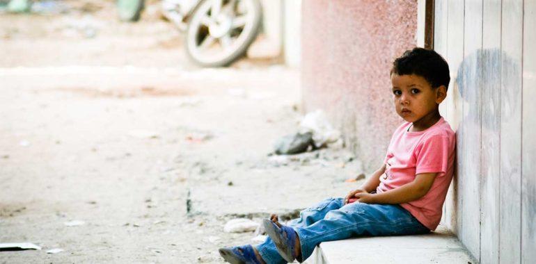 Giving children a vibrant future